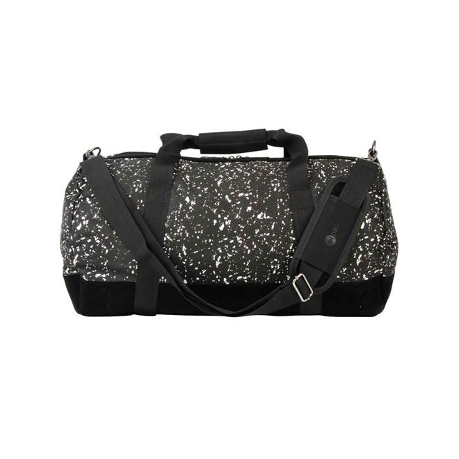 cestovní taška MI-PAC - Duffel Splattered Black/White (A07)