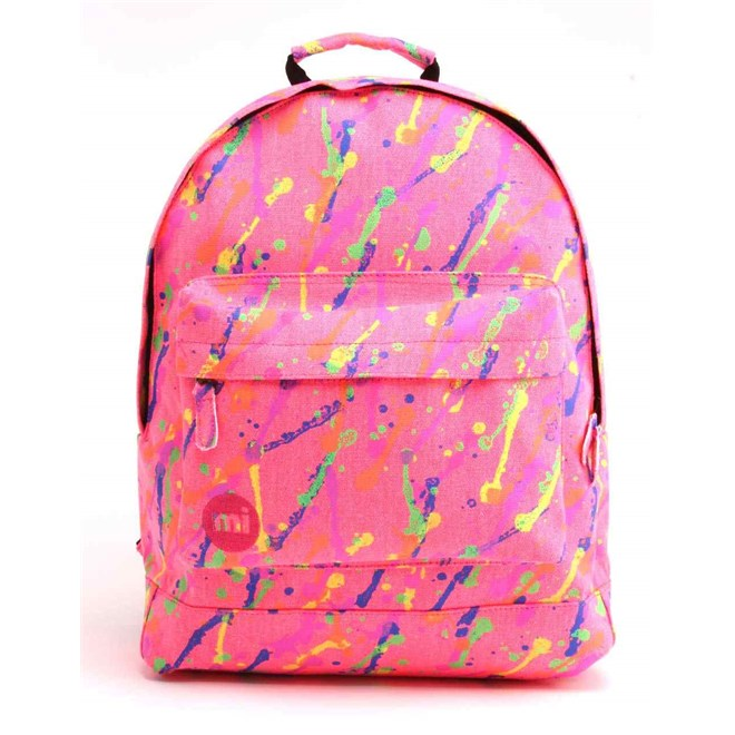 batoh MI-PAC - Splattered Neon Pink (003)