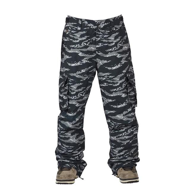 kalhoty SESSIONS - Squadron Pant Black Tiger (BLT)