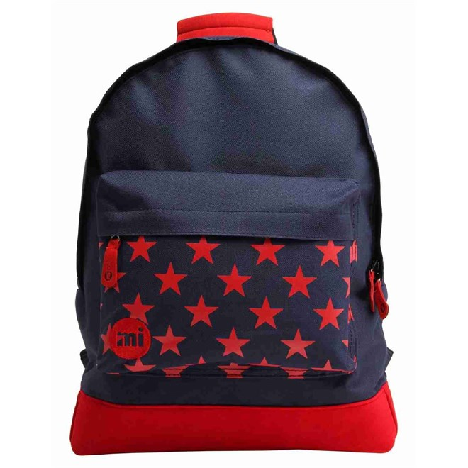 batoh MI-PAC - Stars Navy/Red-Red (A01)
