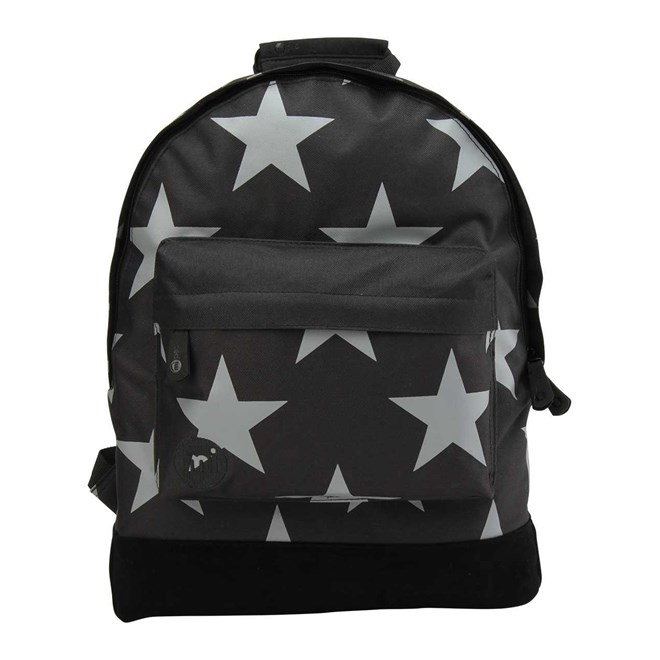 batoh MI-PAC - Stars XL Black/Grey (001)
