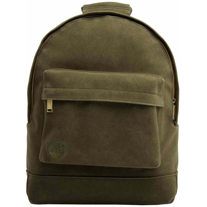 batoh MI-PAC - Suede Hunter Green (006)