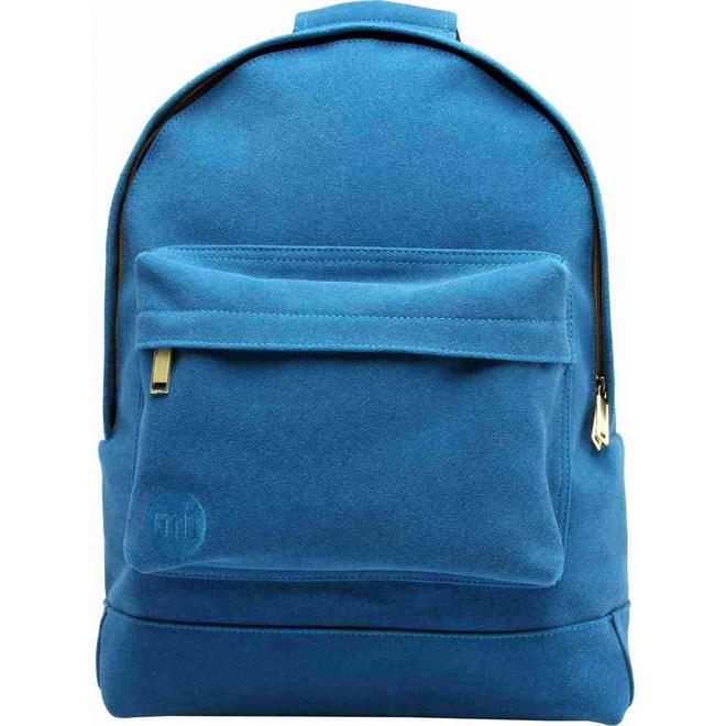 batoh MI-PAC - Suede Petrol Blue (005)