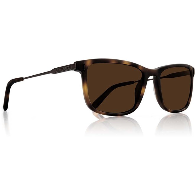 sluneční brýle DRAGON - Dr522S Thomas Matte Tortoise Brown (242)