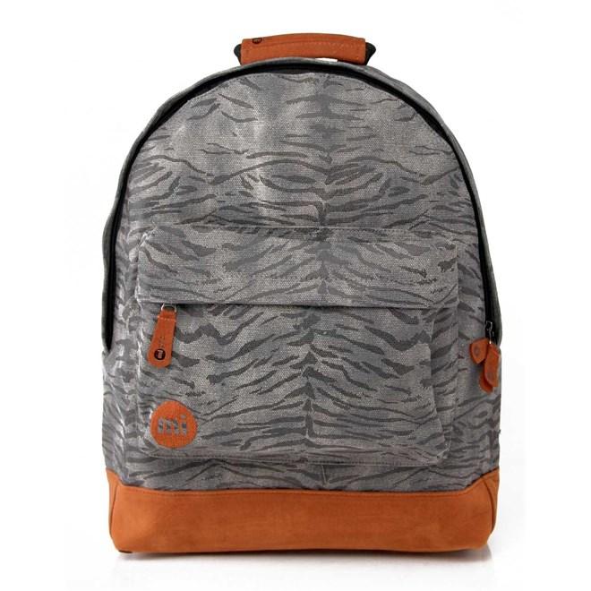 batoh MI-PAC - Premium Tiger Stripe Blk/Gry (073)