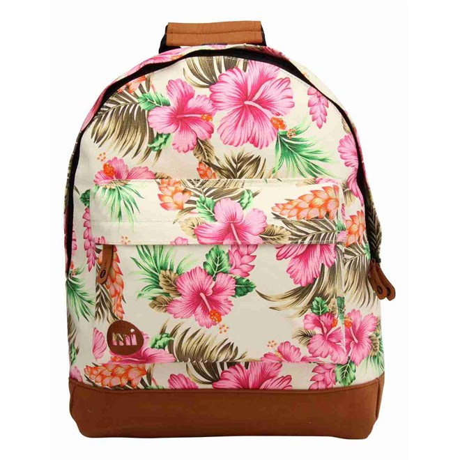 Cheap Pre Order Prices For Sale Mi-Pac Tropical Hibiscus Backpack - Natural FwsRgkxS5
