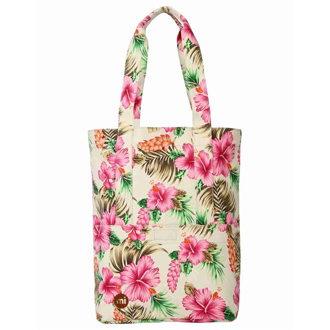 kabelka MI-PAC - Tote Tropical Hibiscus Natural (007)