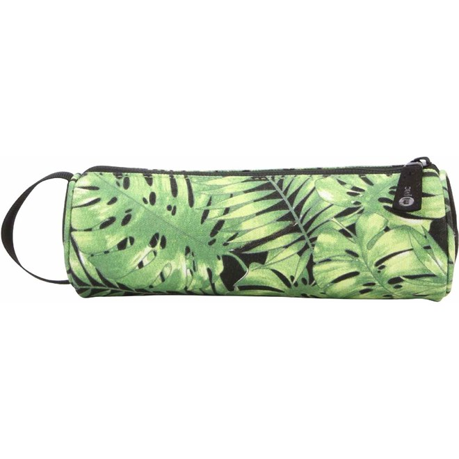 penál MI-PAC - Pencil Case Tropical Leaf Black (282)