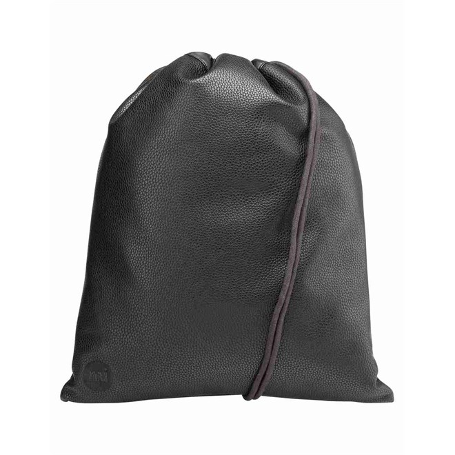 gymsack MI-PAC - Kit Bag Tumbled Black (002)