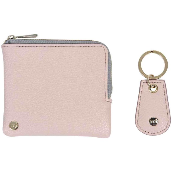 peňaženka MI-PAC - Zip Purse   Key Tumbled Blush (001)  4cc42280ac
