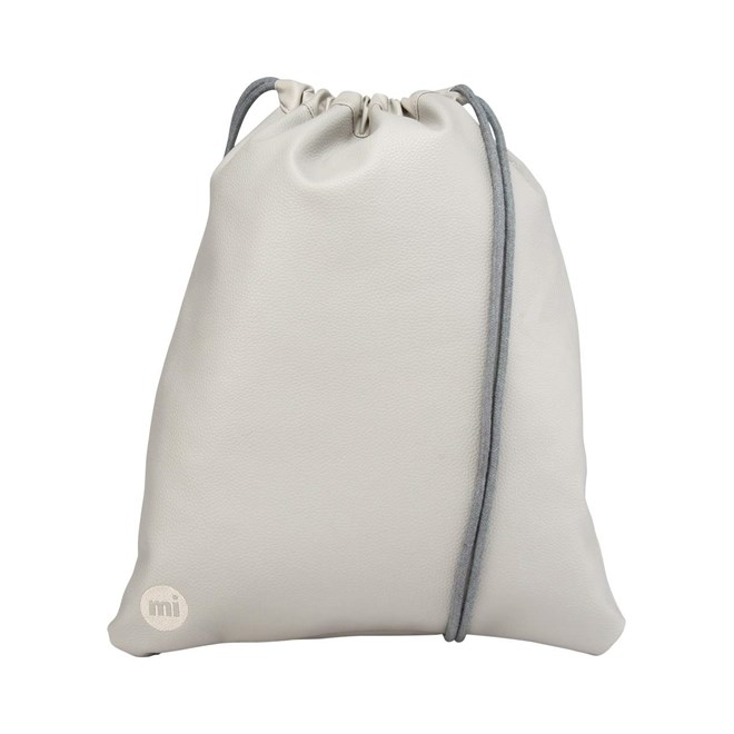 gymsack MI-PAC - Kit Bag Tumbled Light Grey (001)