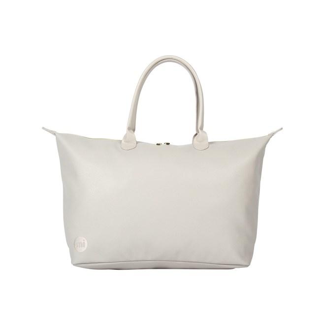 cestovní taška MI-PAC - Weekender Tumbled Light Grey (017)