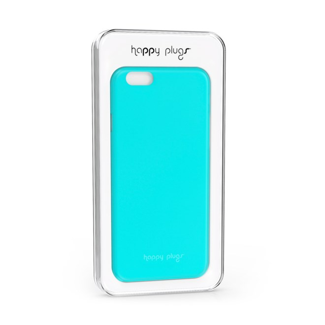 obal HAPPY PLUGS - Ultra Thin Case Iphone 6 Turquoise (TURQUOISE)