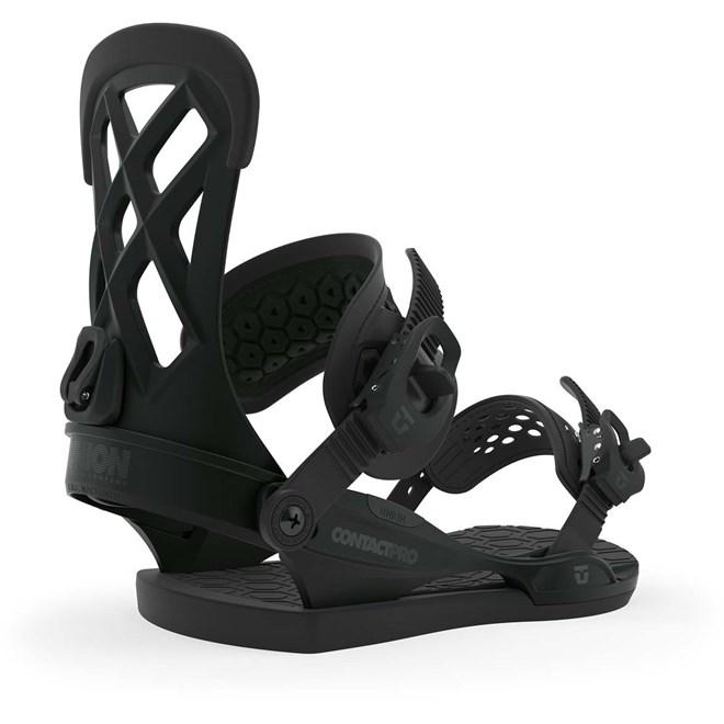 vázání UNION - Contact Pro Black (BLACK)