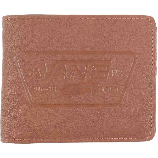 18e2b20958ff0 portfel VANS - Full Patch Bifold Golden Brown (1M7) | SNOWBITCH.PL