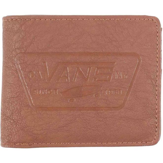 peněženka VANS - Full Patch Bifold Golden Brown (1M7)