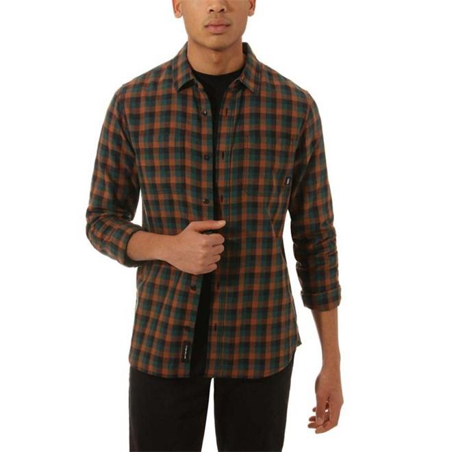 košile VANS - Alameda Ii Argan Oil (TST)