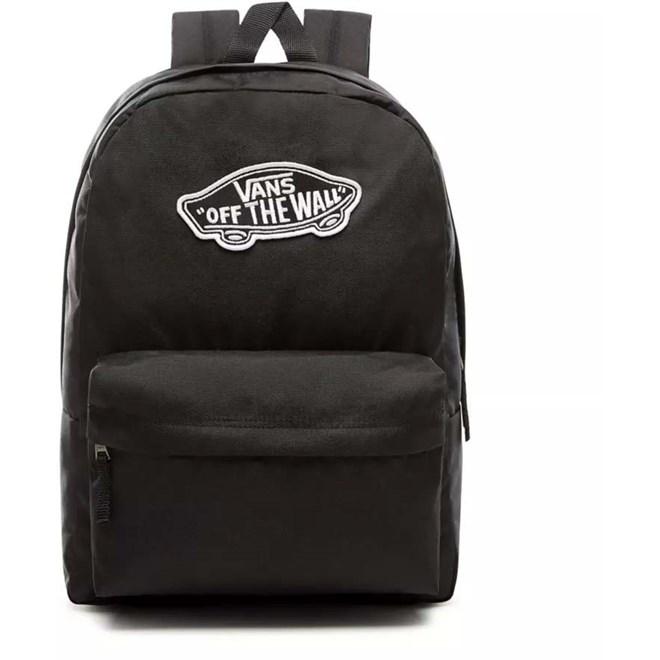 batoh VANS - Wm Realm Backpack Black (BLK)