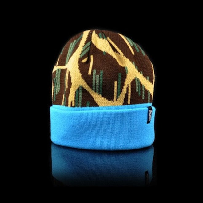 kulich OFFICIAL - Giraffe Rain Blue (000)