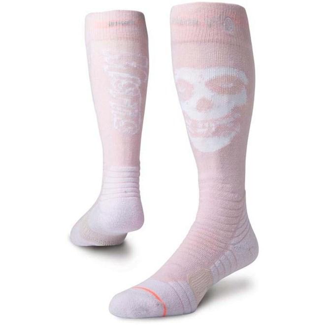ponožky STANCE - Misfit Snow W Pink (PNK)
