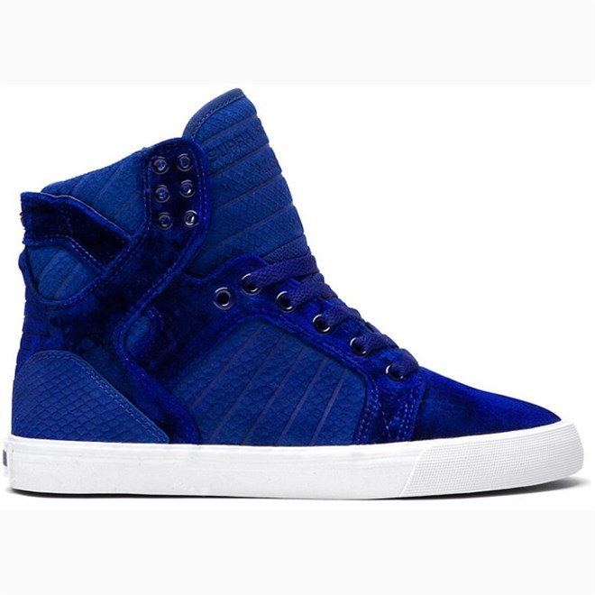 boty SUPRA - High Skytop Royal/White (ROY)