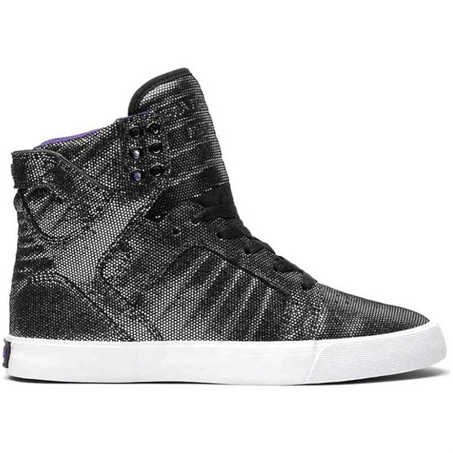 boty SUPRA - High Skytop Black/White-White (BKW)