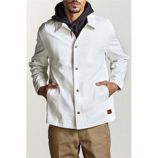 bunda BRIXTON - Wright Jacket Off White (OFFWH)