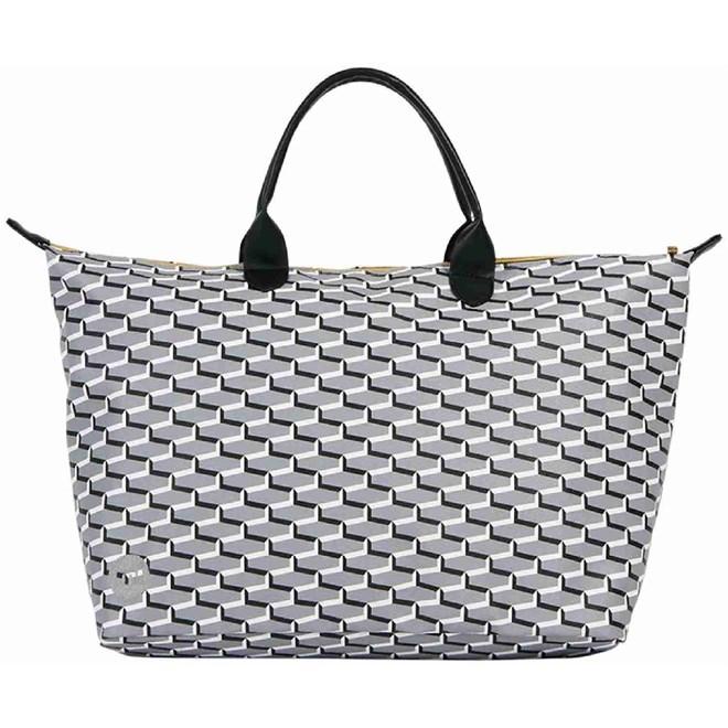 cestovní taška MI-PAC - Weekender Links Grey/Black (003)