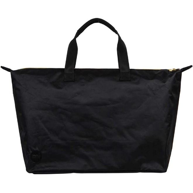 cestovní taška MI-PAC - Weekender Satin Mesh  Black (001)