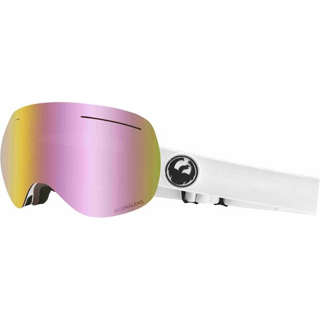 snb brýle DRAGON - Dr X1 Three White Llpinkion+Lldksmk (100)