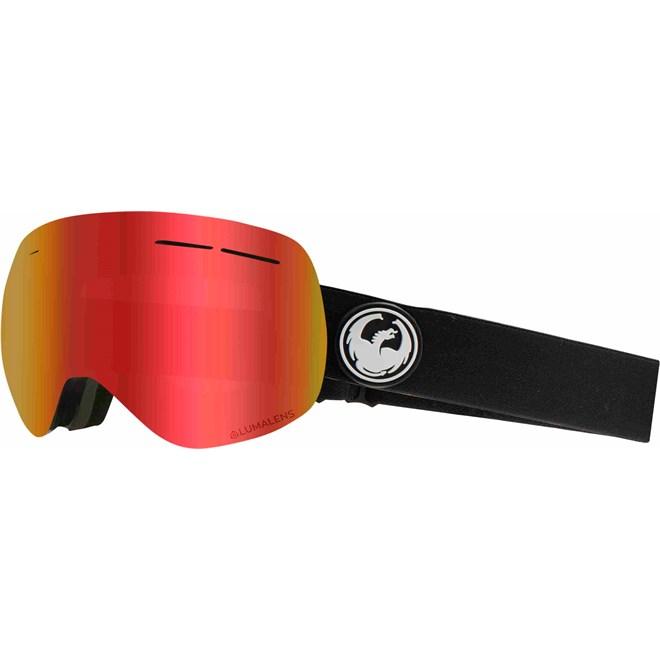 snb brýle DRAGON - Dr X1S 3 Black Llredion+Llrose (002)