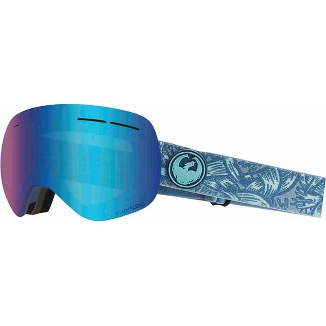snb brýle DRAGON - Dr X1S 3 Plex Llblueion+Llamber (600)