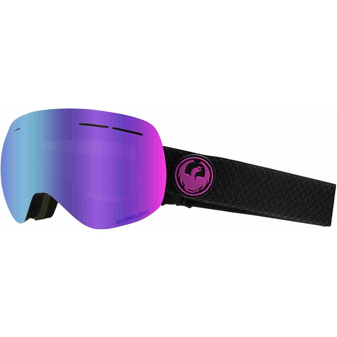 snb brýle DRAGON - Dr X1S 3 Split Llpurpleion+Llamber (003)