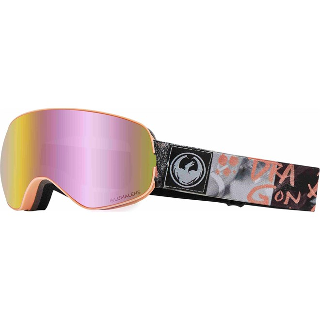 snb brýle DRAGON - Dr X2S 2 Flaunt Llpinkion+Lldksmk (401)