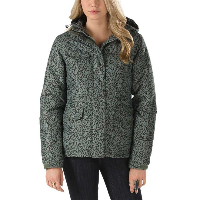 bunda VANS - Le Monde Jacket (M Sea Spray Mini (E8C)