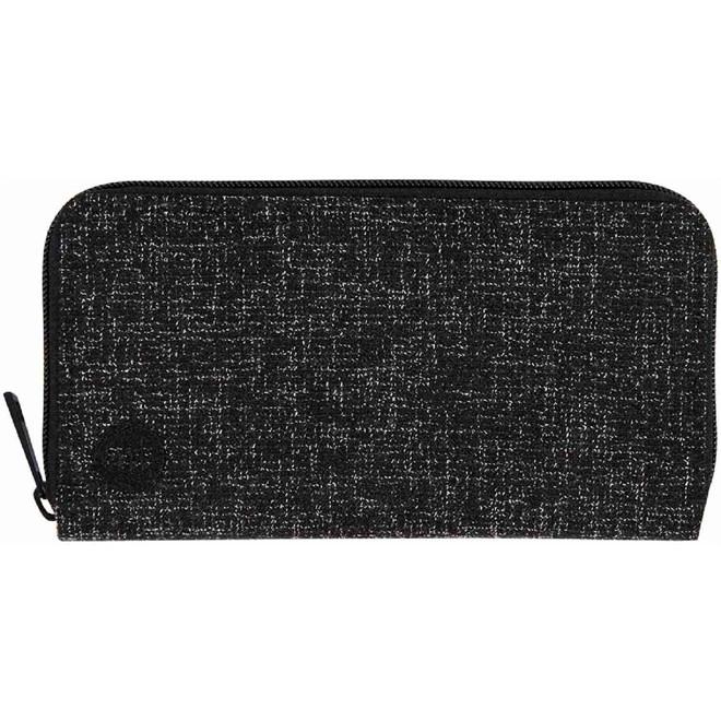 peněženka MI-PAC - Zip Purse  Crepe Black (020)