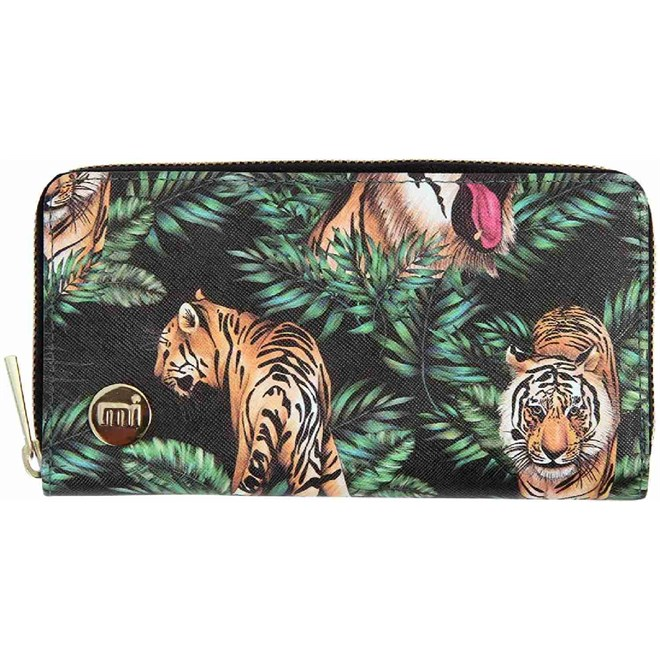 peněženka MI-PAC - Zip Purse  Jungle Tigers (016)
