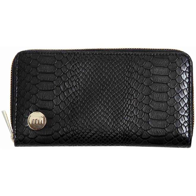 peněženka MI-PAC - Zip Purse  Python Black (018)