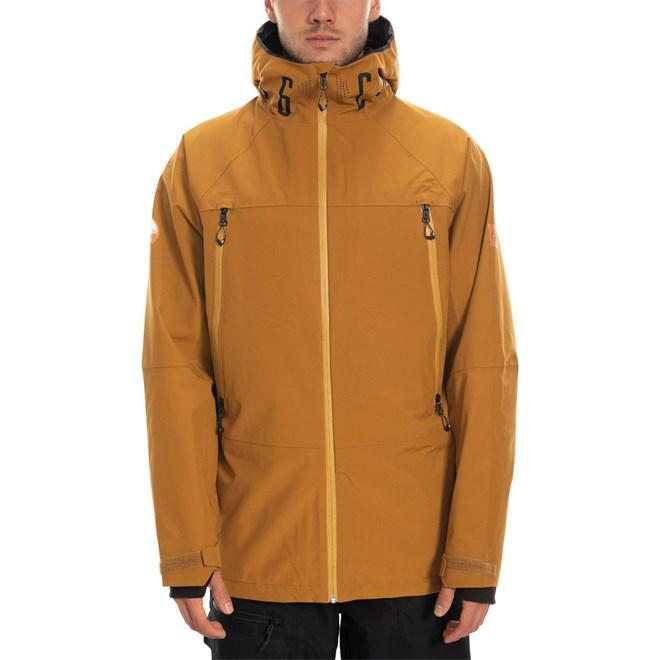bunda 686 - Coal Sunrise Jacket Golden Brown (GLDB)