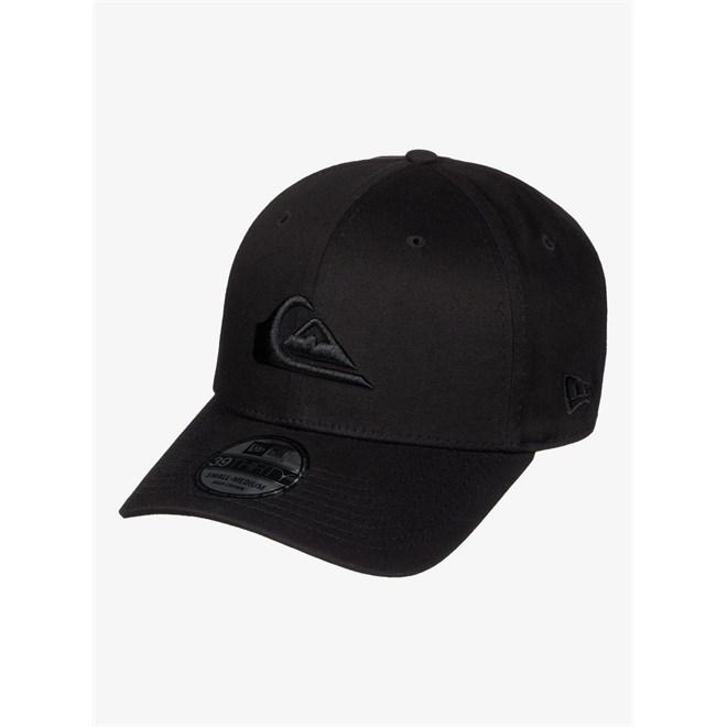 czapka z daszkiem QUIKSILVER - Mountain & Wave Black Black (KVJ0)