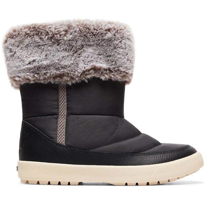 Shoes ROXY - Juneau Black (BLK)