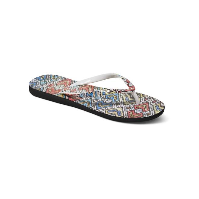 topánky ROXY - Portofino Multi (MUL)  c8350e8749