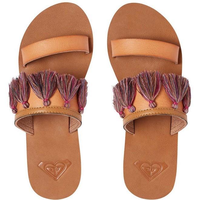 pantofle ROXY - Izzy Multi (MUL)