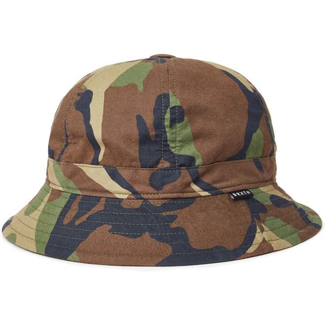 klobouk BRIXTON - Banks Ii Bucket Hat Woodland Camo (WOODC)