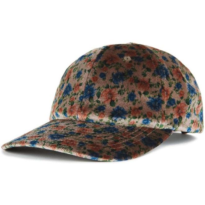 kšiltovka BRIXTON - Belford Cap Flowers (FLOWR)