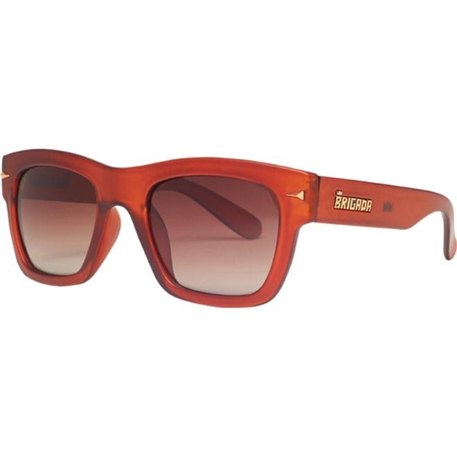 sluneční brýle BRIGADA - Big Shot Sunglasses Root/Beer (ROOT BEER)
