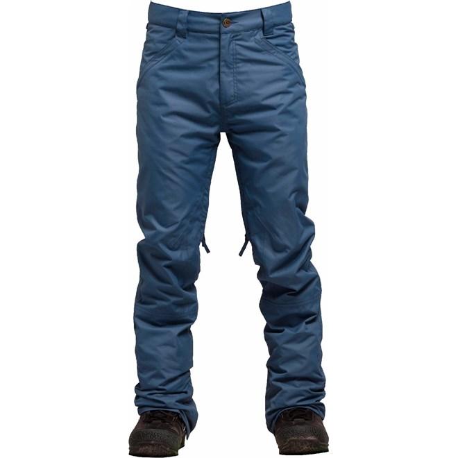 kalhoty BONFIRE - BlacklinePant Cobalt (COB)