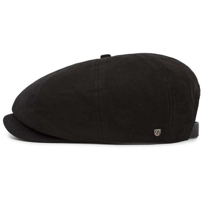 kšiltovka BRIXTON - Brood Adj Snap Cap Black (BLACK)