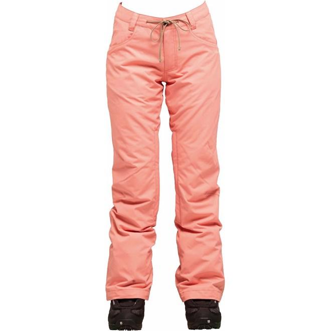 kalhoty NIKITA - CedarPant BurntCoral (BCR)