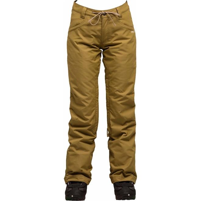 kalhoty NIKITA - CedarPant LizardGreen (LIZ)